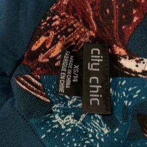 City Chic Dresses - City Chic Maxi Dress